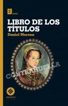 LIBRO DE LOS TITULOS Tapa 1