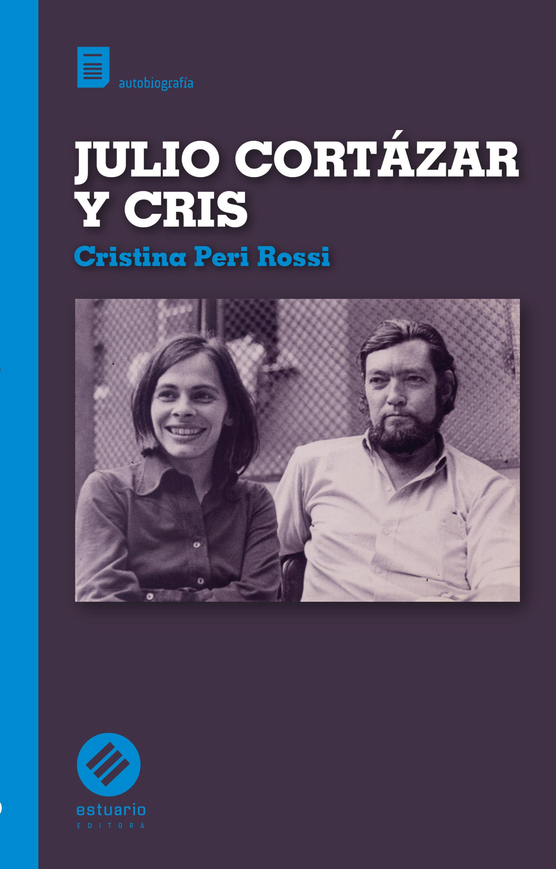 JULIO CORTÁZAR Y CRIS Tapa2